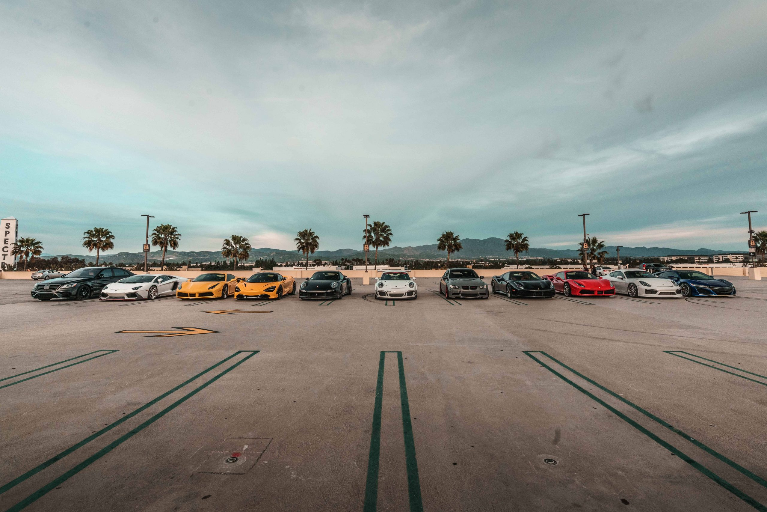 Multi car