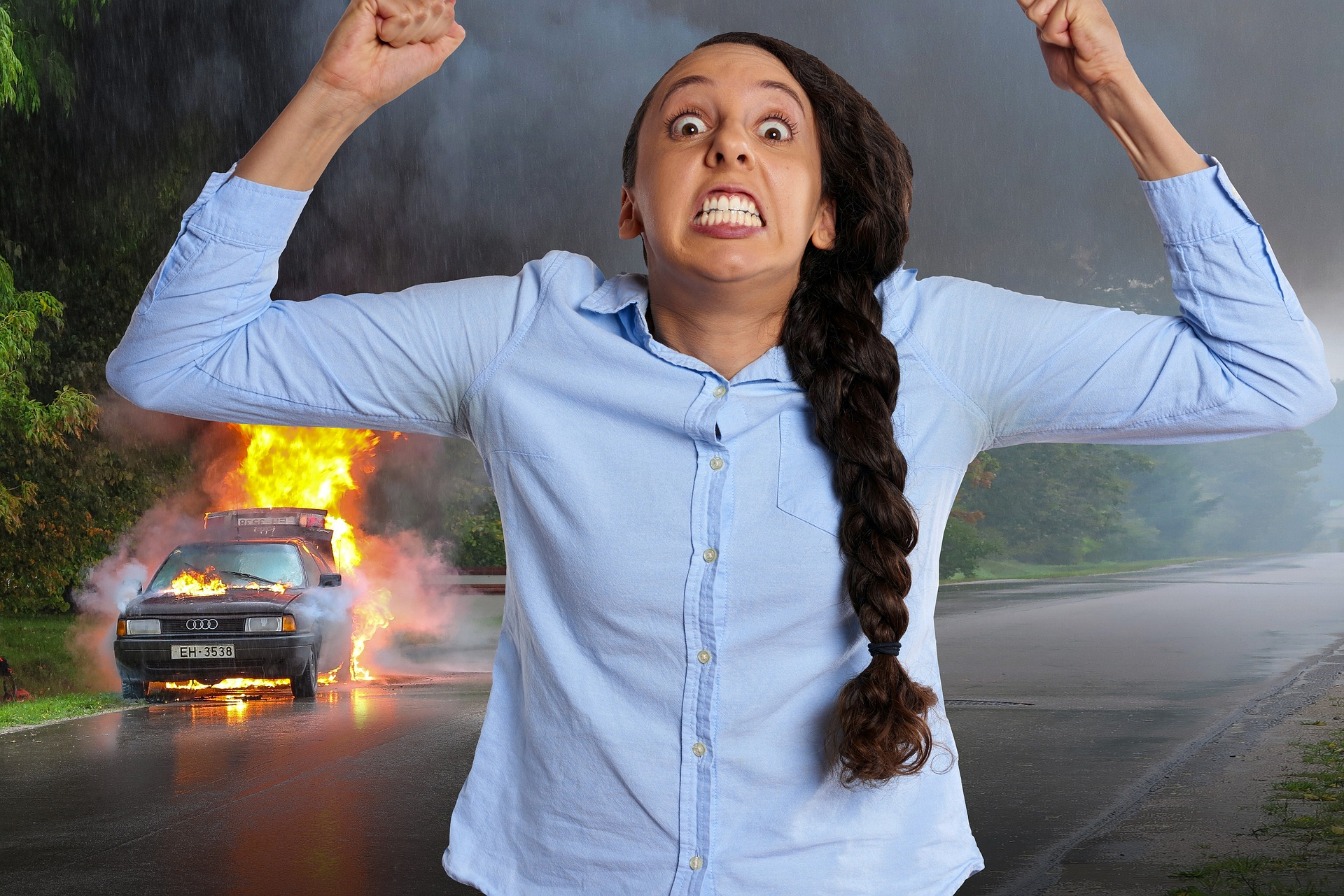 mad about car insurance